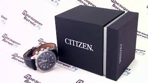 <b>Часы Citizen AT8011</b>-<b>04E</b> - видео обзор от PresidentWatches.Ru ...