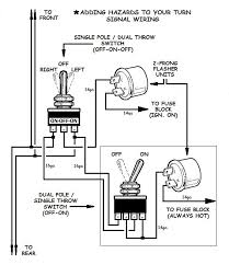 wiring diagram for turn signal flasher info how to add turn signals and wire them up wiring diagram