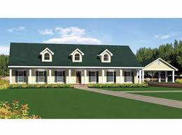One Story Southern House Plans   Smalltowndjs comInspiring One Story Southern House Plans   Single Story Ranch Style House Plans