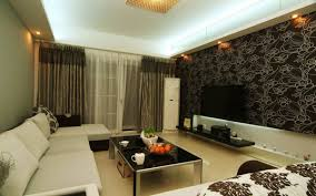 chic large wall decorations living room: living room large wall decorating ideas above couch with floral art decor and flat bedroom