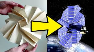 Engineering with <b>Origami</b> - YouTube