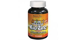 Natures Plus <b>Source of Life Animal</b> Parade Kid Zinc Lozenges
