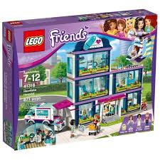 ᐅ LEGO Friends 41318 Госпиталь Хартлейк-сити отзывы — 2 ...