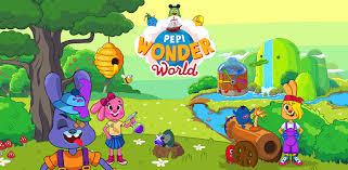 Приложения в Google Play – Pepi Wonder World: играйте в мире ...