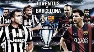 Hasil gambar untuk Foto Juventus Vs Barcelona Final Liga Champions 2015