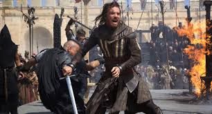 Filming Assassin's Creed: The Costumes, <b>Animus</b>, and Leap of Faith ...
