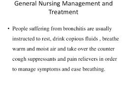 Image result for treatment of bronchitis