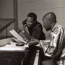 issac hayes memphis music hall of fame dave and isaac collaborate at the piano