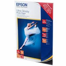 <b>Фотобумага EPSON</b> Ultra <b>Glossy</b> Photo <b>Paper</b> А4 – обзор ...