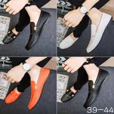Autumn Men Peas Shoes Men Flat Shoes Casual Shoes Men ... - Vova