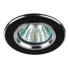 <b>KL58</b> SL/BK Российский <b>светильник ЭРА</b> Алюминиевый черный ...
