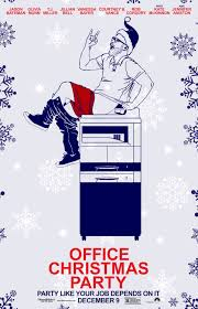nine exclusive posters from office christmas party craveonline office christmas party poster 2