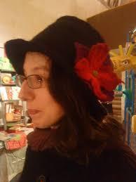 robe <b>muriel piat</b>,bandeau malou et chapeau de bibi la classe! - 48218900