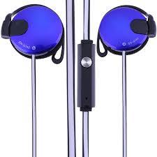 For Shini Sn-140 <b>Flat</b> Cable 3.5mm Stereo Mp4 <b>Ear Hanging</b> Game ...