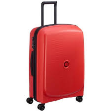 <b>Delsey Belmont Plus</b> 71cm Trolley Case Tangerine Orange - iBags ...