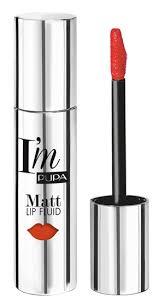 Купить Pupa I'm Matt Lip Fluid. Жидкая <b>помада для губ I'm</b> Matt Lip ...