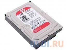 <b>Жесткий диск Western Digital</b> Red WD10EFRX 1Tb — купить по ...