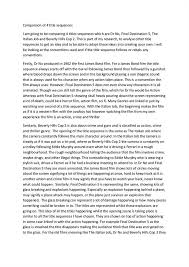 free movie review essay example an angel at my tablemovie review essays example