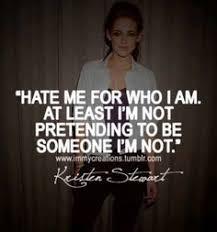 Quotes of Kristen Stewart on Pinterest | Kristen Stewart, Quote ... via Relatably.com