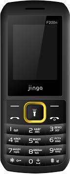 Мобильный телефон Jinga <b>Simple</b> F200n Dual sim <b>Black</b> Yellow ...