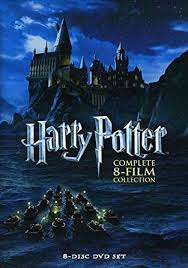 Harry Potter: The Complete 8 Film Collection - Amazon.com