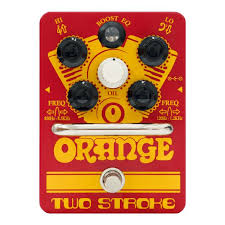 <b>Педаль эффектов Orange</b> Two Stroke