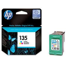 <b>Картридж HP 135</b> (<b>C8766HE</b>), голубой, пурпурный, желтый, для ...