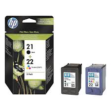 Комплект <b>картриджей HP</b> 21/22 (<b>SD367AE</b>), голубой, пурпурный ...