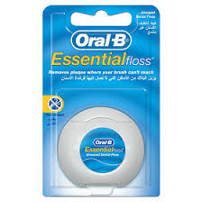 <b>Oral</b>-<b>B Зубная нить</b> невощеная, 50м - купить, цена и отзывы, Oral ...