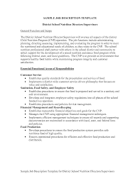 best photos of example job description template sample job sample job description template operations manager
