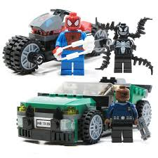 <b>2019 New Marvel</b> Super 3 In 1 Heroes Sets Spiderman And Venom ...