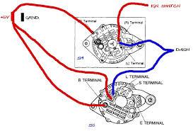 wiring diagram mitsubishi alternator wiring image alternator to battery wiring diagram alternator auto wiring on wiring diagram mitsubishi alternator