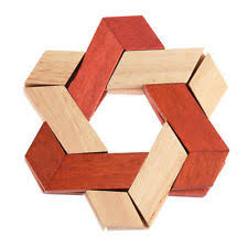 Unbranded <b>Wooden</b> Cube, Twist & Brain Teaser Puzzles for sale ...