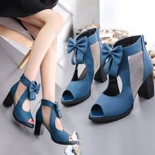 <b>Women</b> shoes <b>bowknot</b> high Heel zipper <b>Sandals</b> New High Heel ...