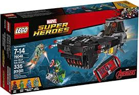 LEGO Super Heroes Iron Skull Sub Attack 76048 ... - Amazon.com