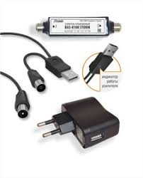 <b>BAS</b>-8108 STORM INLINE, <b>Усилитель антенный</b>, DVB-T2 | купить ...