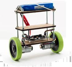 Two-Wheeled <b>Self</b>-<b>Balancing</b> Robot