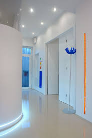 lighting ideas ceiling recessed lights and led strip lights over the floor for hallway lighting best hallway lighting