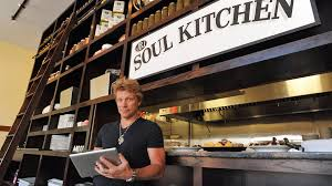 <b>Bon Jovi</b>, the musician launches a chain of restaurants to feed the poor