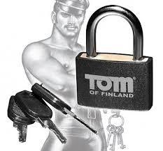 <b>Tom of Finland</b> Metal <b>Lock</b> - <b>замок</b> купить в Киеве по цене 419 грн ...