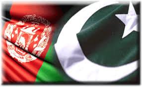 Image result for Pakistan-Afghanistan FLAG