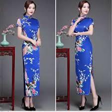 chinese banquet dress