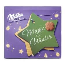 <b>Конфеты</b> из молочного шоколада <b>Milka</b> Magic winter с молочной ...