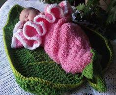 Image result for download of bell flower cocoon crochet pattern
