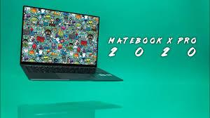 <b>Huawei MateBook X Pro</b> (2020) - A Tough Choice... - YouTube