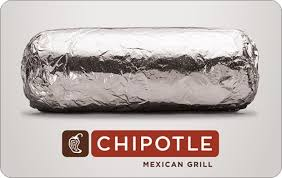 Chipotle eGift Card | GiftCardMall.com