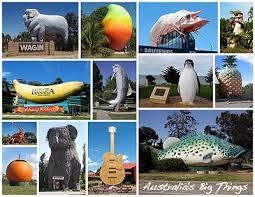 Australia's <b>big</b> things - Wikipedia