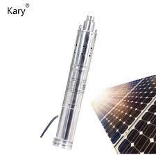 Kary 120m lift 24v 36v <b>DC</b> submersible <b>solar water pumps</b>, 0.5 hp 1 ...