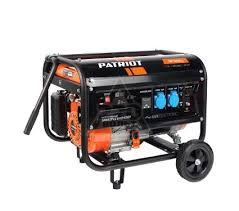 <b>Бензиновый генератор Patriot GP</b> 3810L - цена, фото и ...