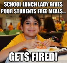Cherry Creek School District Lunch Controversy : snopes.com via Relatably.com